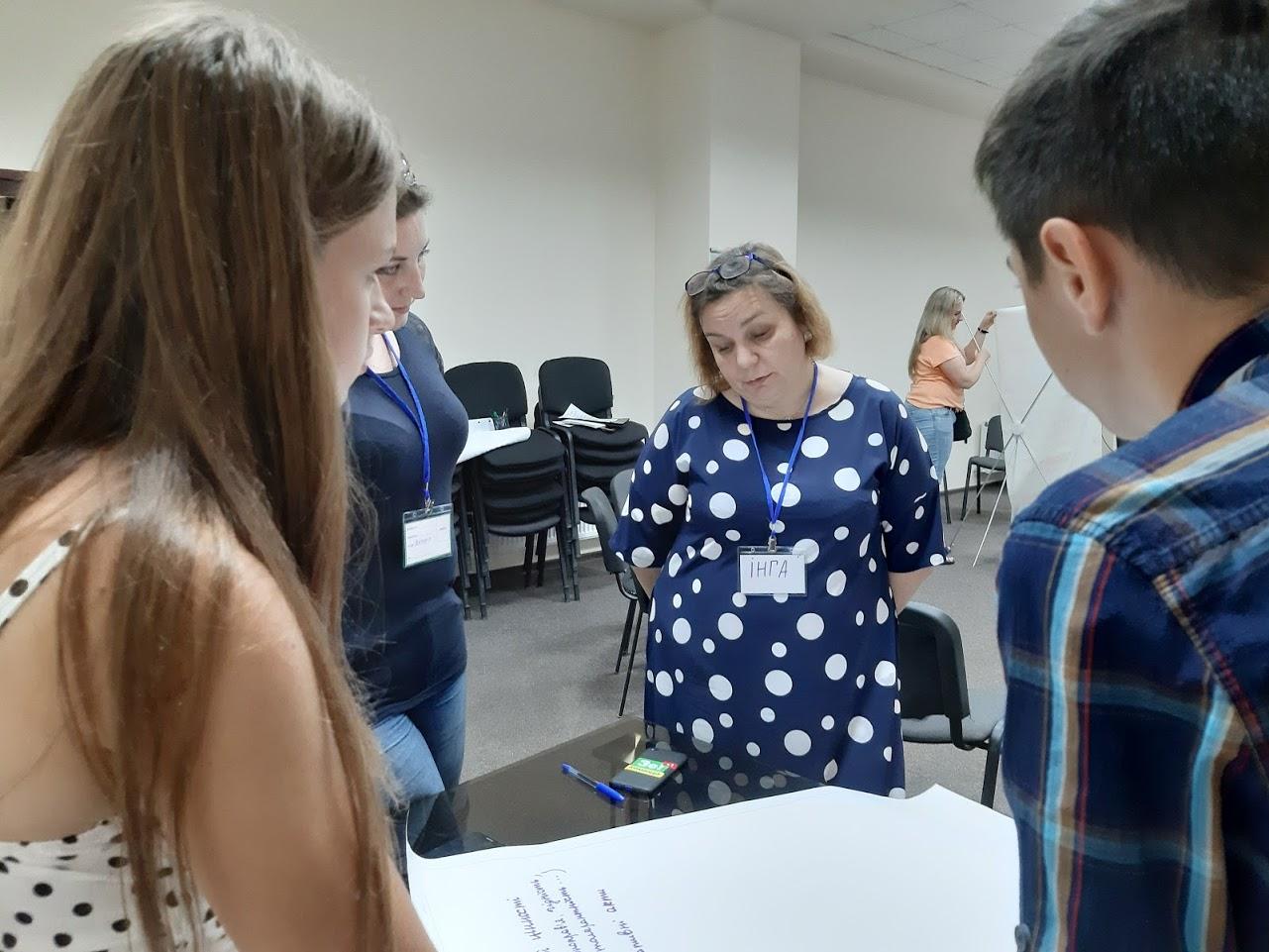 """У Кропивницькому розпочався дводенний тренінг для представників ОТГ """"Розвиток громад, що базується на правах людини"""""""